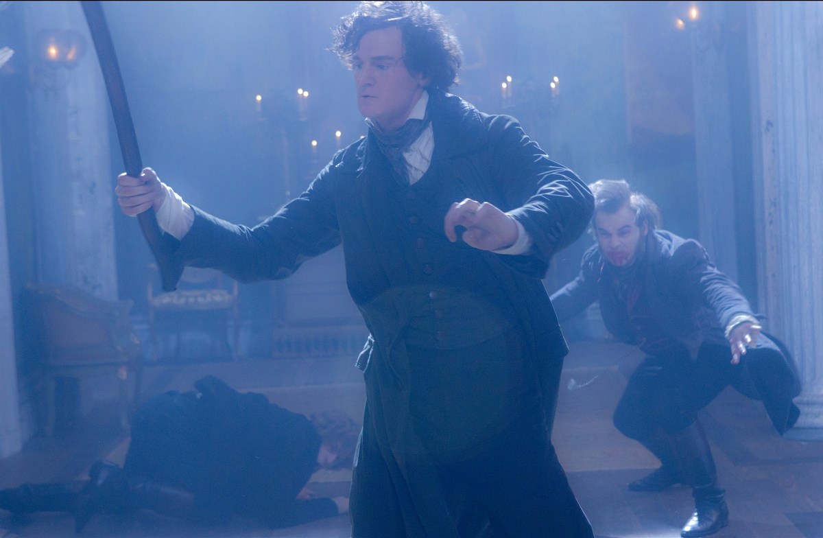 Abraham Lincoln : Chasseur de Vampires : photo