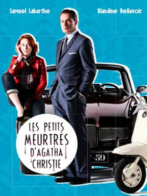 Affiche de la série Les Petits meurtres d'Agatha Christie