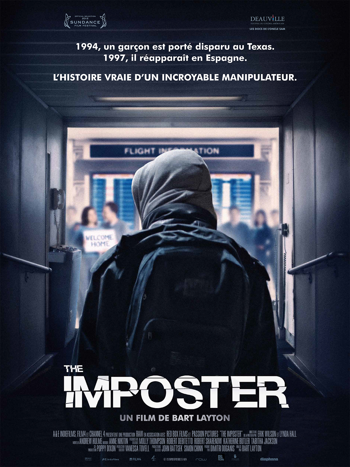 The Imposter  | Multi | BRRip  | VOSTFR