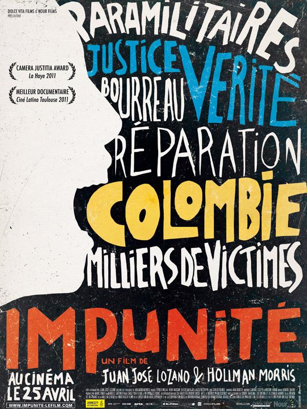 Impunité : affiche