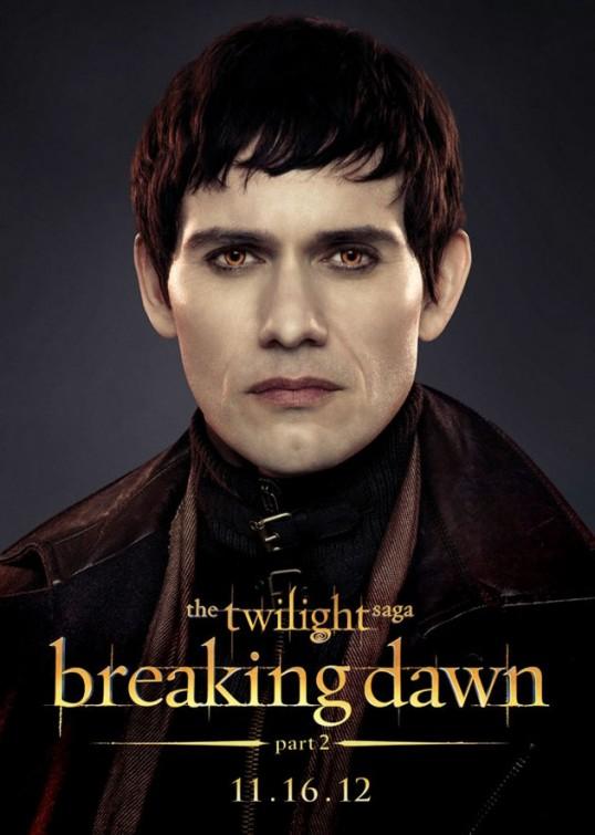 Twilight - Chapitre 5 : Révélation 2e partie : Affiche Bill Condon, Christian Camargo, Stephenie Meyer