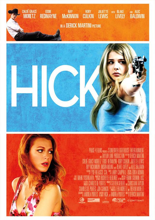 Hick - film 2012 - AlloCiné