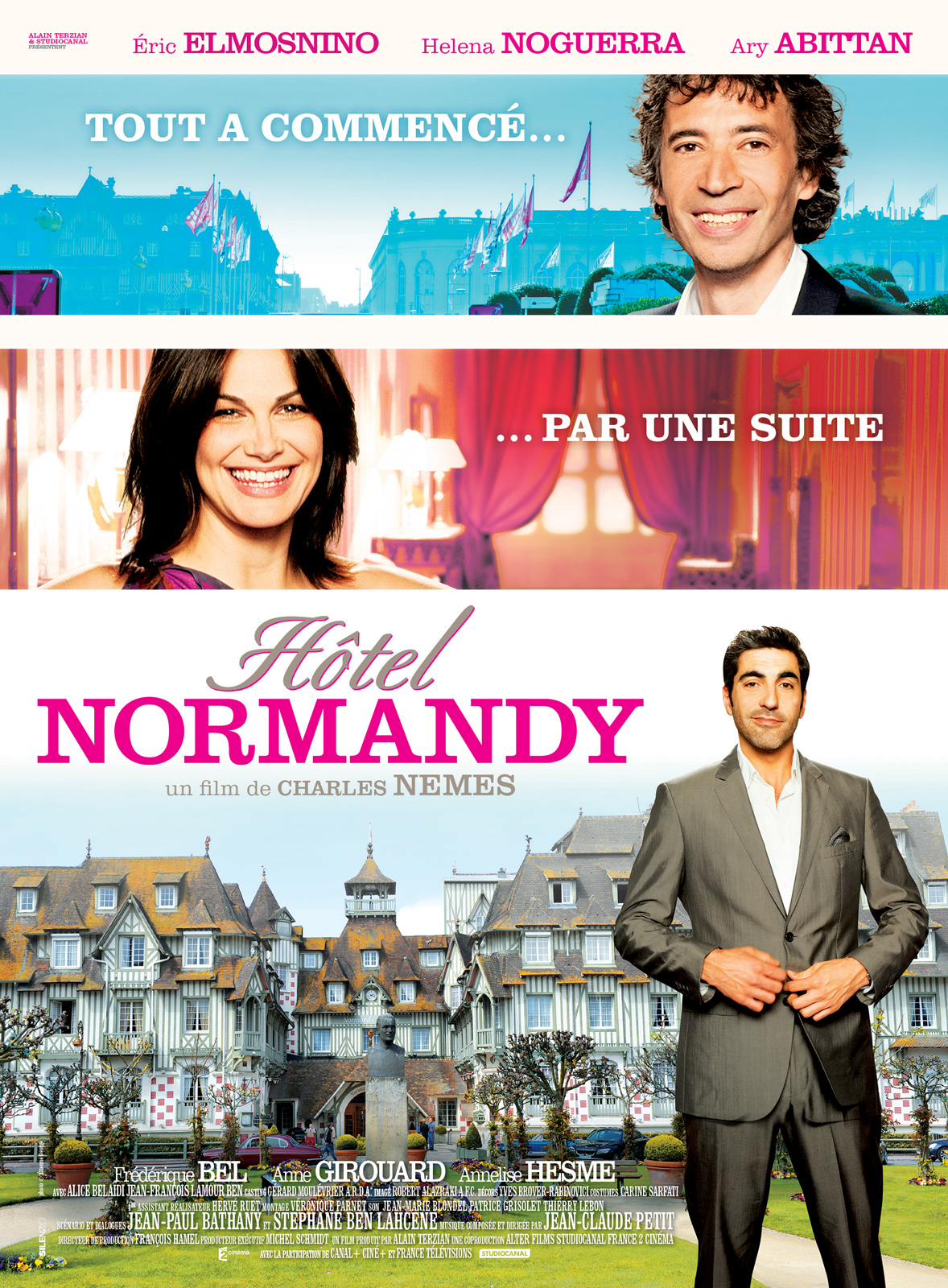 Hotel Normandy (2013) [FRENCH DTS] [Blu-Ray 720p]