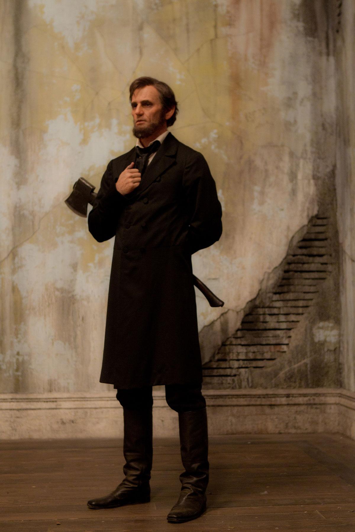 Abraham Lincoln : Chasseur de Vampires : photo Benjamin Walker, Timur Bekmambetov