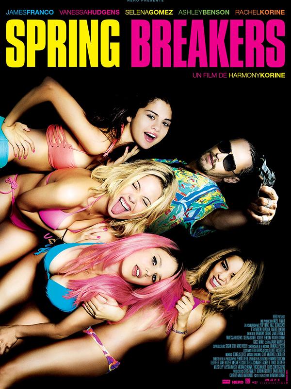 comment regarder spring breakers