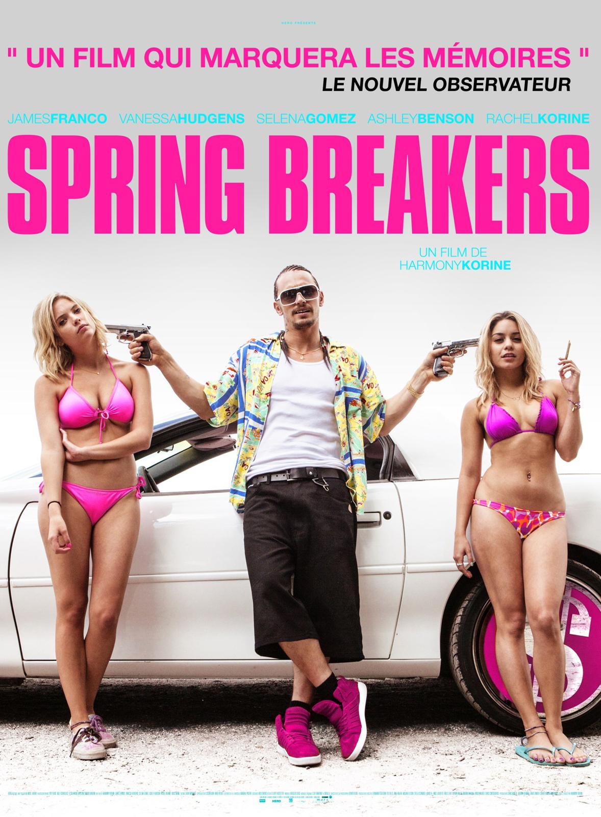 spring breakers stream