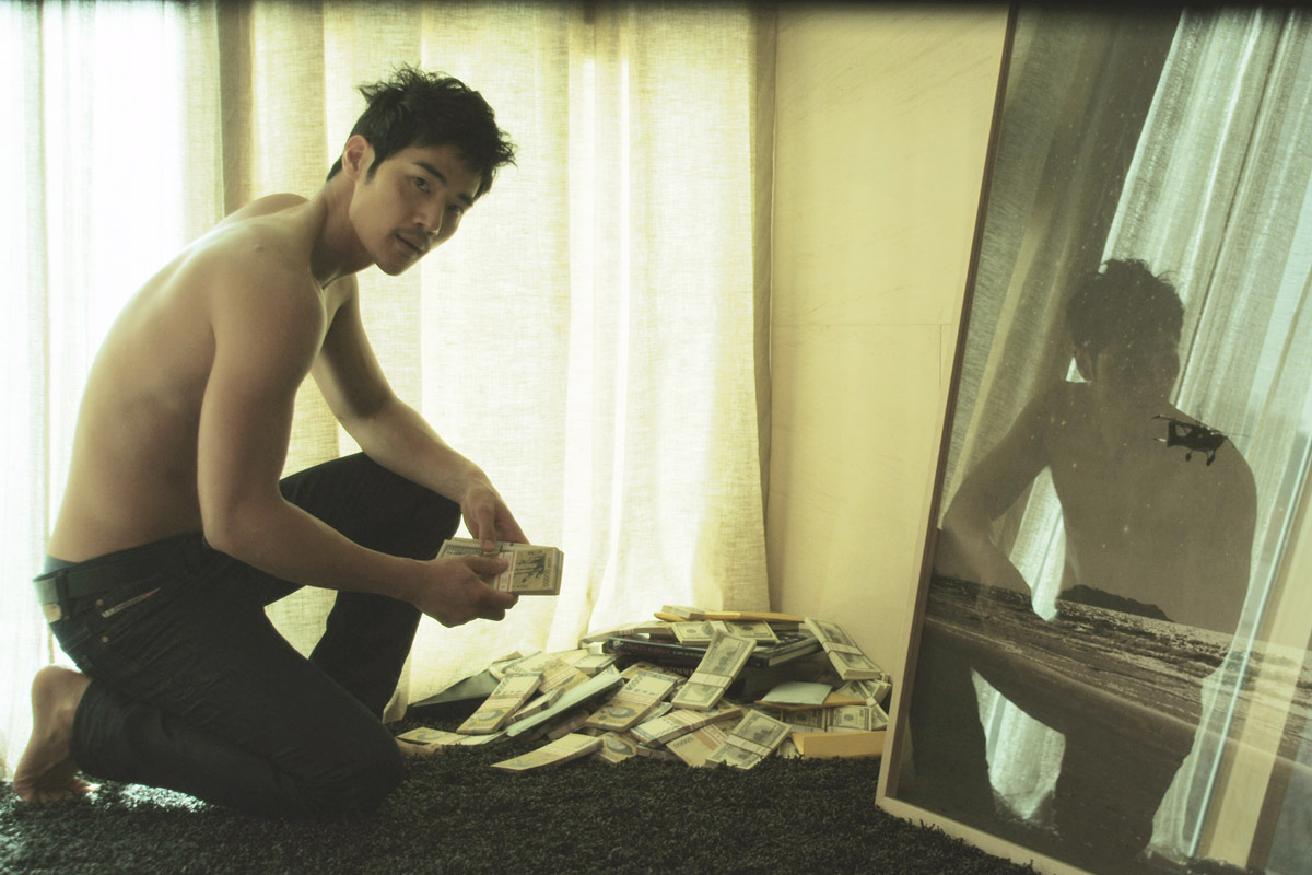 L'Ivresse de l'argent : Photo Kim Kang-woo