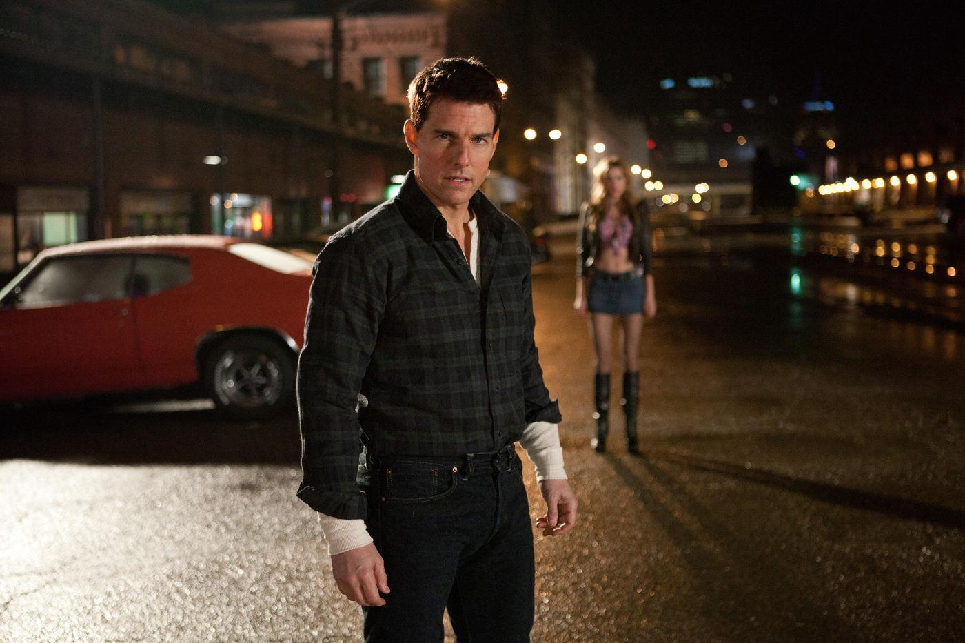 Jack Reacher : photo Tom Cruise
