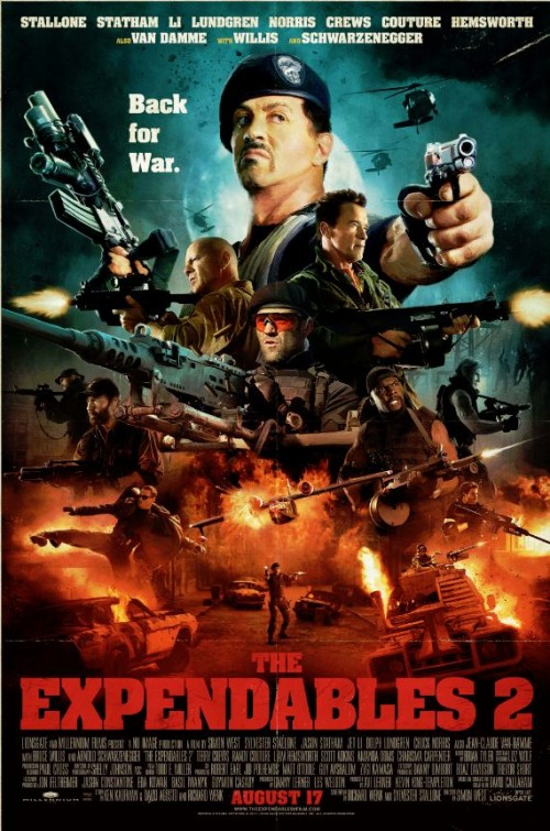 Download Film The Expendables 2 Full Movie Sub Indonesia