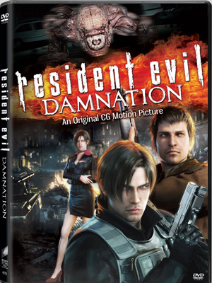 Resident Evil: Damnation [FRENCH BDRiP]