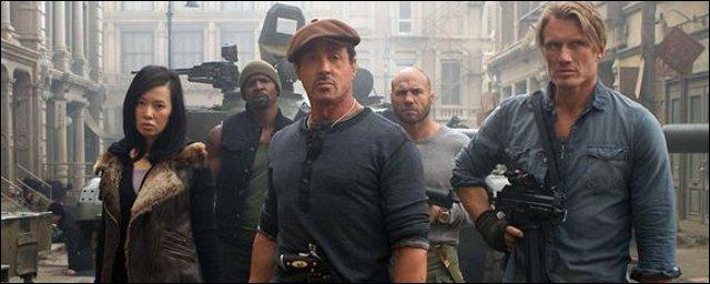 Box office us retour gagnant pour les expendables actus cin allocin - Box office cine directors ...
