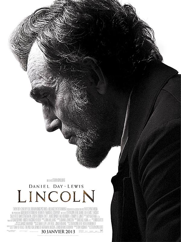 Horaires séances du film Lincoln à cournon d'auvergne