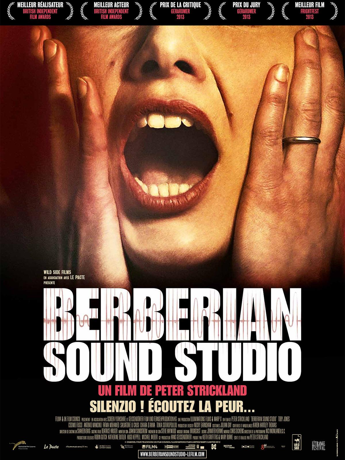 berberian sound studio film 2012 allocin. Black Bedroom Furniture Sets. Home Design Ideas
