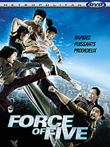 Force of Five streaming