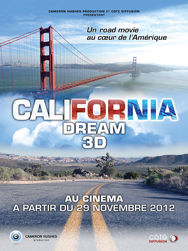 California Dream 3D