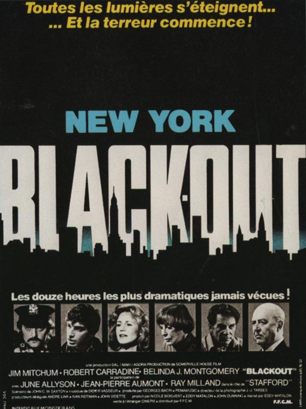 Black-Out à New York