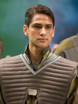 Affiche de la série Battlestar Galactica: Blood & Chrome