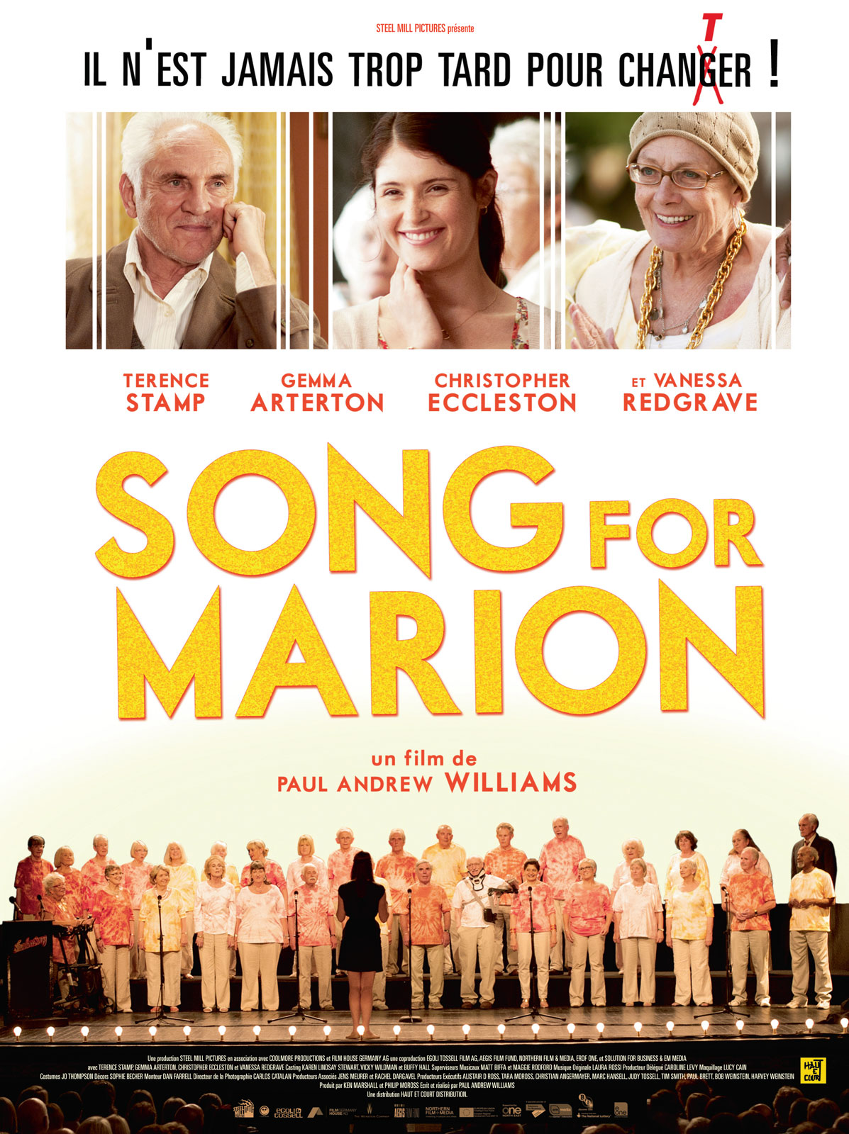 Song for Marion [MULTI-TRUEFRENCH] [DVD-R PAL]