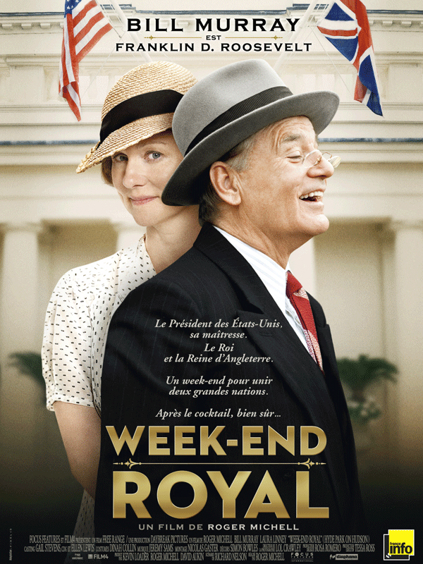Week-end Royal (2012) [TRUEFRENCH] [Blu-Ray 720p]