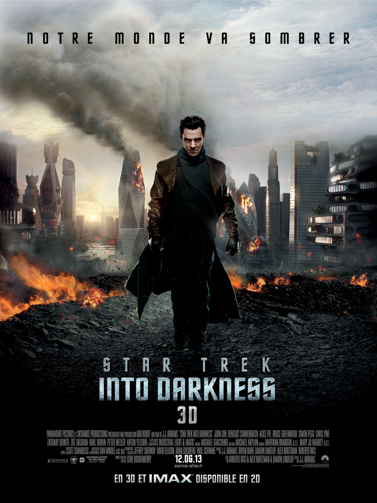Star Trek Into Darkness (2013) [MULTI-FRENCH] [Blu-Ray 1080p]