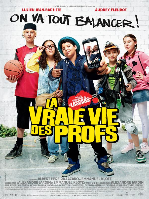 La Vraie vie des profs [FRENCH]  [1080p BluRay]