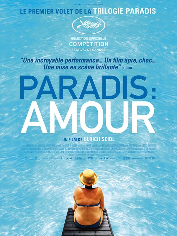 Paradis : amour-VOSTFR affiche