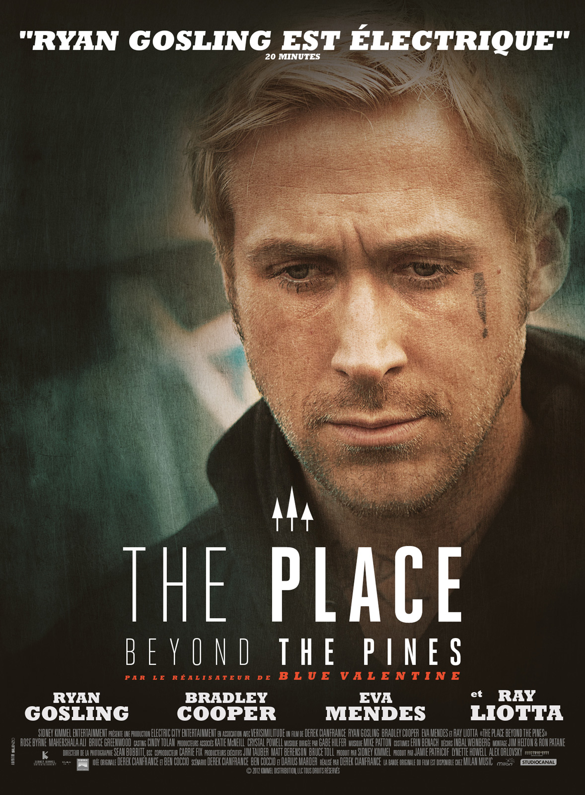 The Place Beyond the Pines (2013) [TRUEFRENCH] [DVDRiP / BRRiP] +AC3