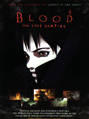 Blood: The Last Vampire streaming