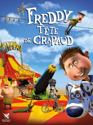Image Freddy tête de crapaud