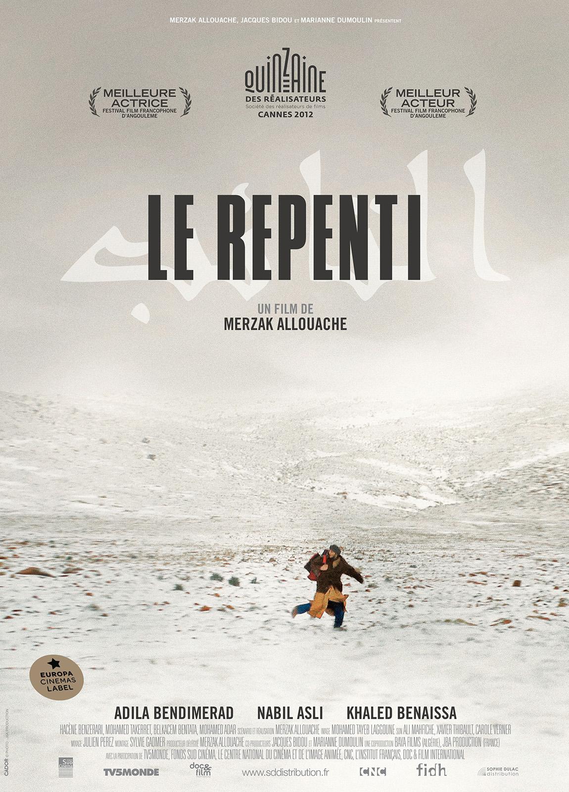 Le Repenti (Film Algérien) sur la décennie noire