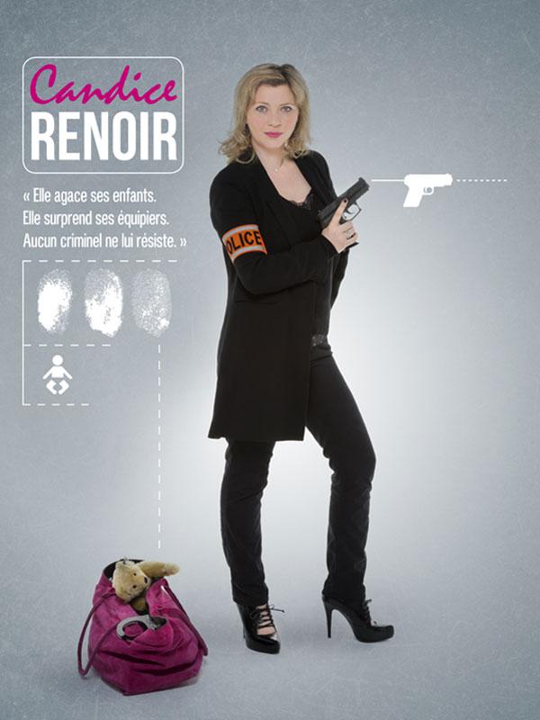 Candice Renoir saison 03