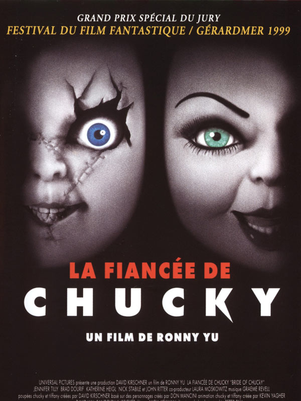 La Fiancée de Chucky streaming
