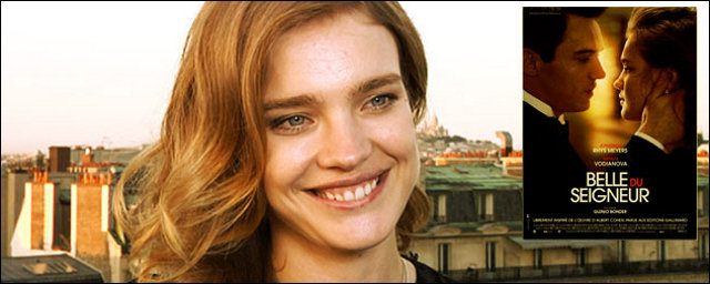 belle du seigneur rencontre avec natalia vodianova video actus cin allocin. Black Bedroom Furniture Sets. Home Design Ideas