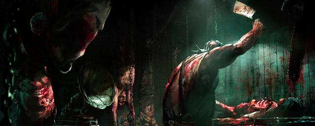 The evil within l 39 horreur absolue dans un nouveau trailer news jeux vid o allocin - Jeux d oreure ...