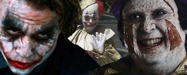 Ces clowns qui font tr s peur dossier cin allocin - Le jeux de la sorciere qui fait peur ...