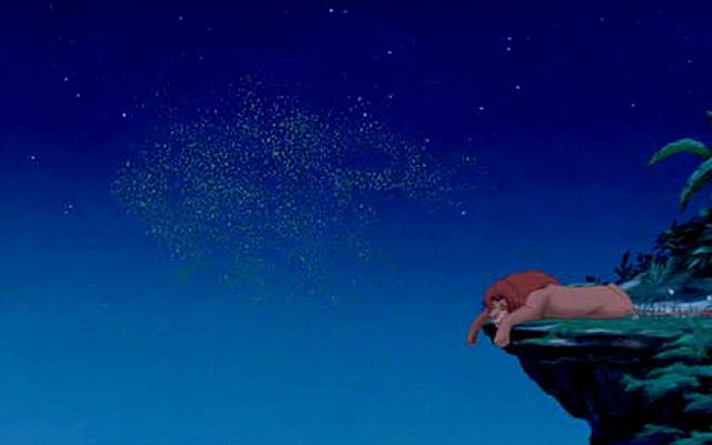 Disney porno roi de la colline