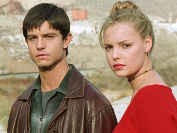 Image result for katherine heigl jason behr roswell