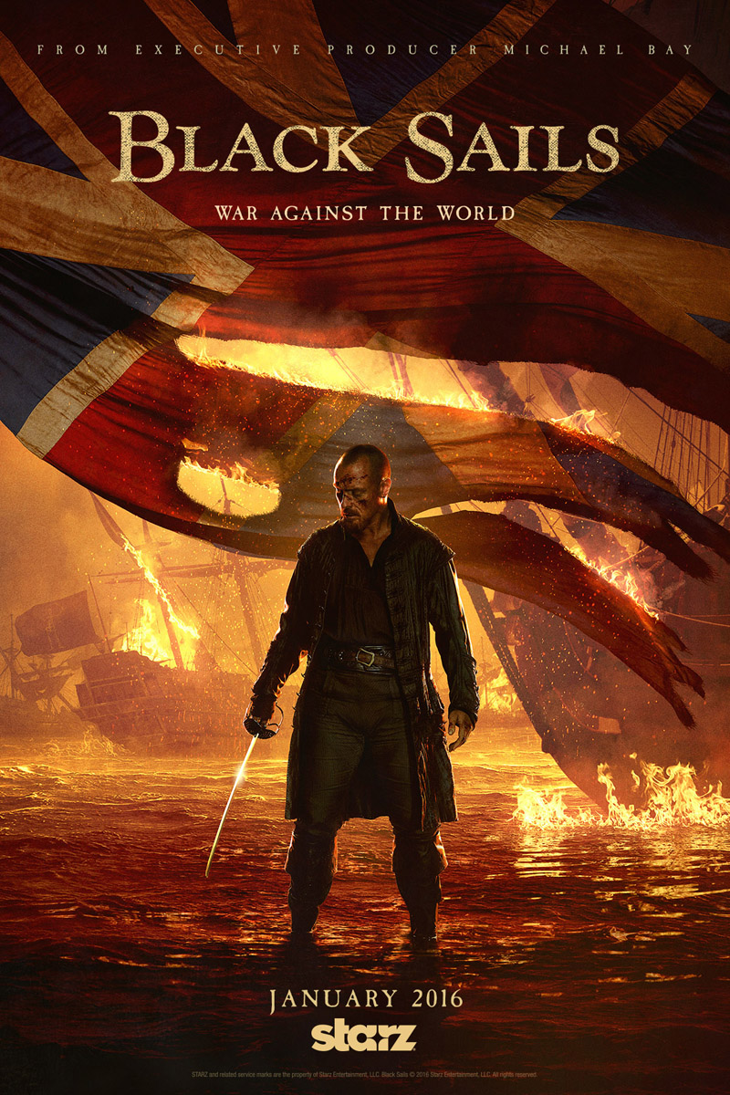 Black Sails Saison 3 VF