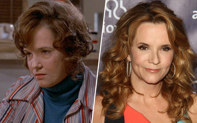 lea thompson alias lorraine mcfly 2015 cin ma vs 2015 r el quoi ressemblent vraiment marty. Black Bedroom Furniture Sets. Home Design Ideas