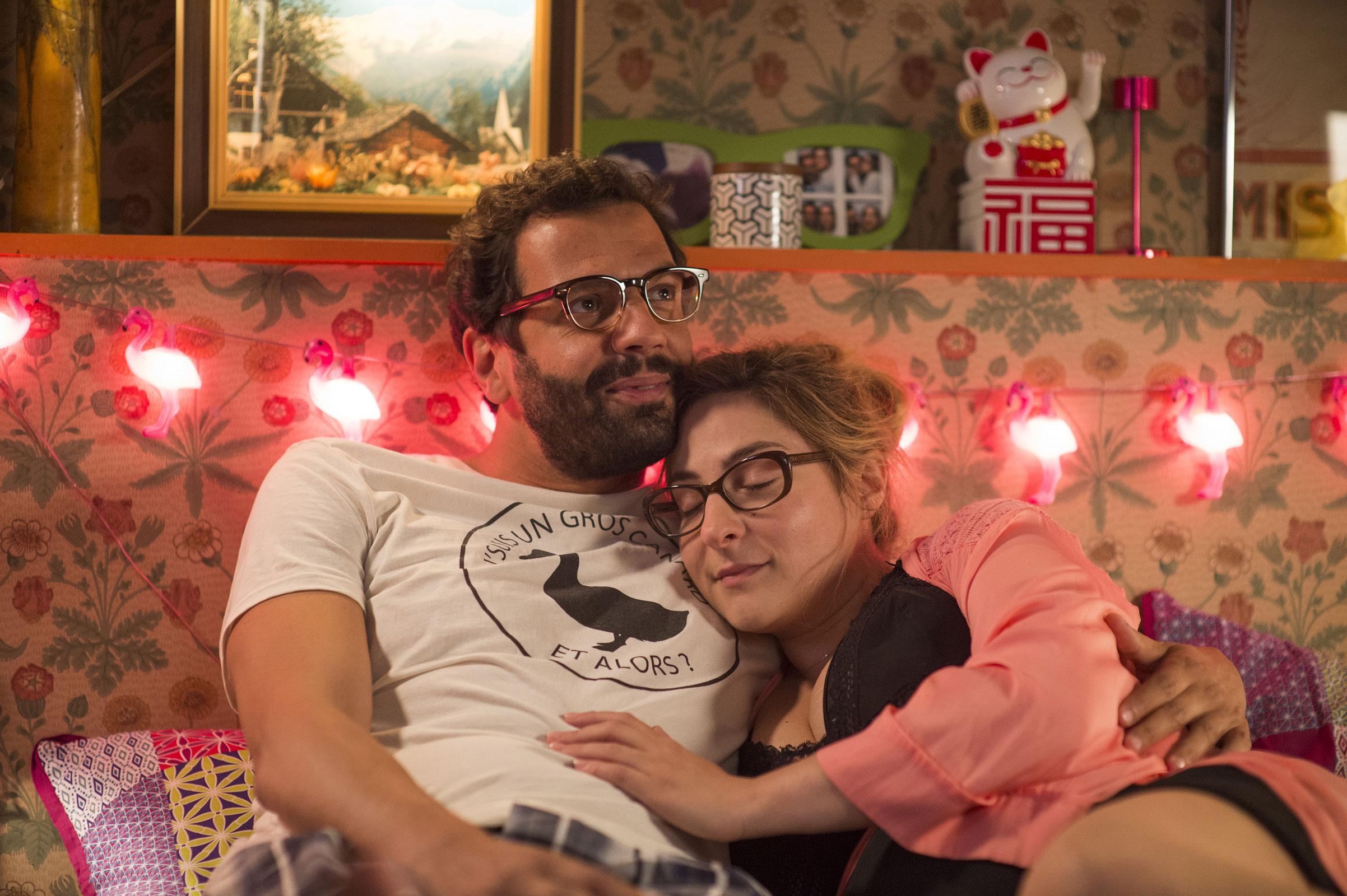 Un vrai couple francais en cam 24 h de chez eux pour les voy - 5 3