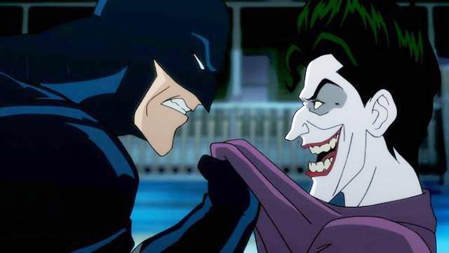 Batman killing joke le film d 39 animation d voile une - Le joker dessin ...