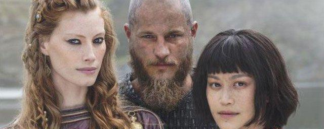 Vikings : il y aura une saison 5... et un nouveau venu de choix !