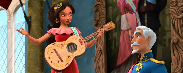 Elena Of Avalor La Princesse Latina De Disney Se Rebelle