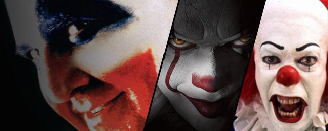 masque clown tueur qui font peur