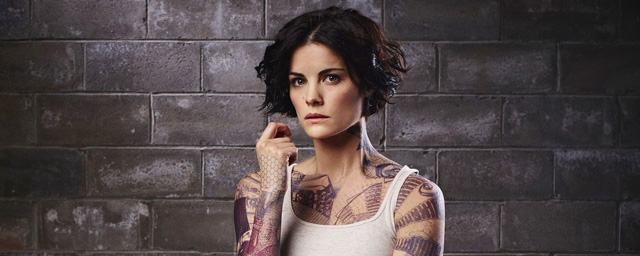 blindspot jaimie alexander pr sente la nouvelle s rie de tf1 dans la lign e de blacklist. Black Bedroom Furniture Sets. Home Design Ideas