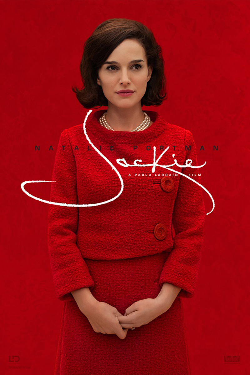 natalie portman m tamorphos e en jackie kennedy d couvrez la bande annonce de jackie actus. Black Bedroom Furniture Sets. Home Design Ideas