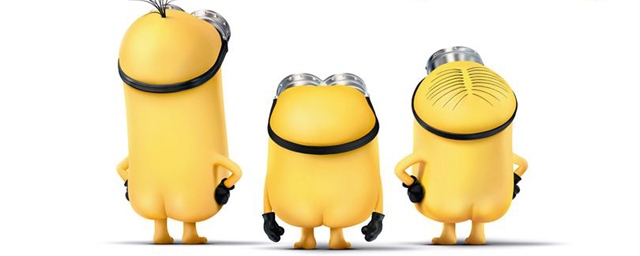 illumination entertainment and universal pictures - Les Mignon