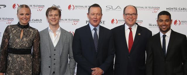 Stana Katic, Justin Hartley, Lucas Till, Kelli Giddish : les stars de séries sont à Monte-Carlo !