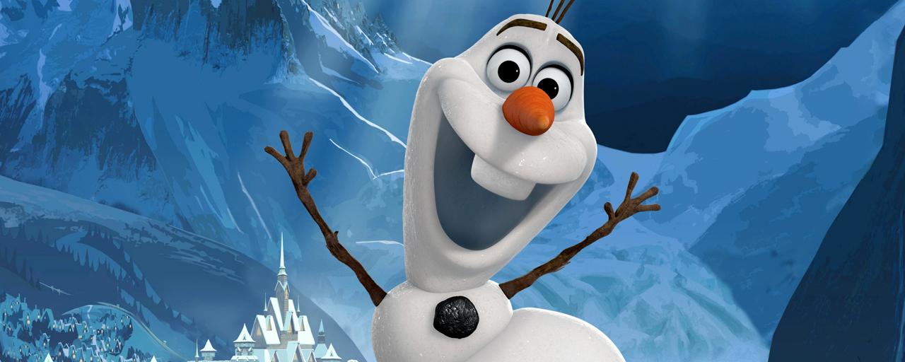 Joyeuses f tes avec olaf d couvrez la chanson de la - Reine des neige olaf ...