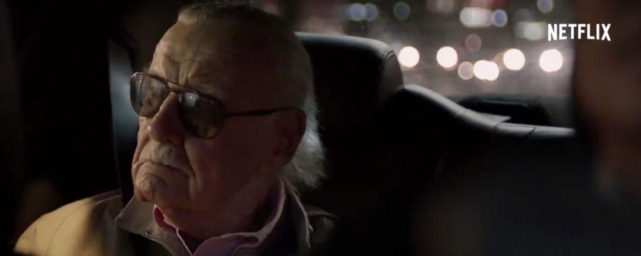 The Defenders : Stan Lee tease la série Netflix dans un court spot